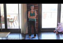 Yoga diastasis