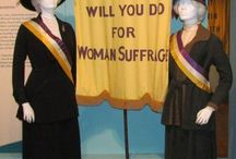Woman's Suffrage / by Choices Program
