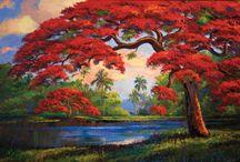 Highwaymen in Florida - tropical paradise