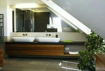 Łazienka - poddasze