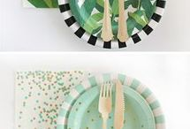 Paper Plates Inpsired