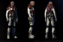 Space suit ideas