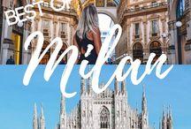 Travel - Milan