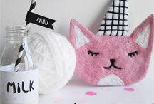 ♥ Little Kitten Party Ideas ♥