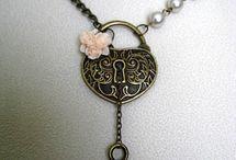 Lock and Key Jewelery