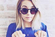 Otras yerbas.- Cortes de pelo & peinados / La respuesta a la pregunta: qué hago con mi pelo? la muchacha de Pilar te inspira para que tomes la mejor decisión   #LaMuchachaDePilar