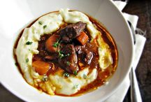 french bbeef and red wine stew