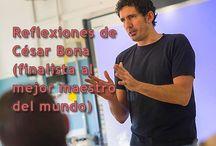 Educación: reflexiones / Reflexiones del blog: De mayor quiero ser formadora (www.demayorquieroserformadora.com)