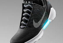 Les Nike autolaçantes de Retour vers le futur pour la fin d'année 2016