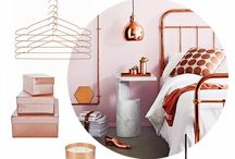 Home sweet home - copper details