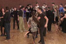 Training Camp / Тренировочные сборы молодых танцоров, в рамках которых выдающиеся педагоги-хореографы проводят практические лекции и мастер-классы.