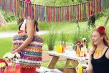 festinha mexicana