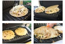Recipes: Foreman Grill