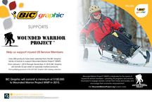 BIC Graphic 2015 Ads / BIC Graphic's ads from trade pubs - just in case you missed them! / by BIC Graphic