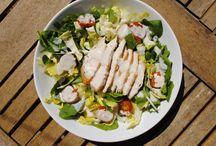 Salads / by Liza Shuler