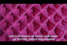 video maglia uncinetto