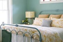 Bedrooms / by Christina Schmidt