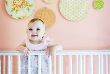 New baby girls room ideas