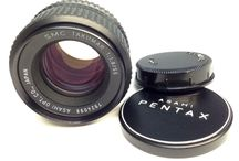 Asahi PENTAX SMC Takumar 55mm f/1.8 Lens for M42 Mount from JAPAN