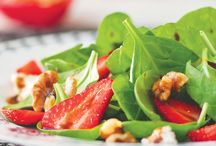 Satisfying Salads / Satisfy your appetite in mere minutes.