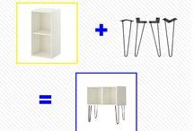 Furniture hacks