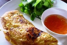 Home country recipes-Vietnamese / by Jean G.