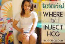 Tutorials for HCG Injections / by HCGChica