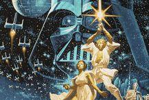 Star Wars / by Michelle Matheus