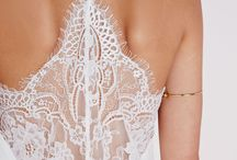 White and lace! ❤