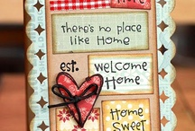Scrapbooking- collages - cards - journaling - notebook / by nana 81