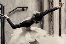 ballerine / posizioni di danza e ballerine carine