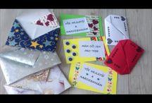 Obálky a přáníčka