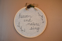 Crafty Things / Things to make ! / by Heather Williams
