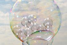 Soap bubbles / Soap bubbels
