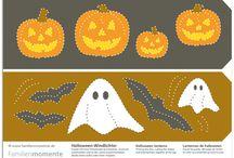Basteln Halloween