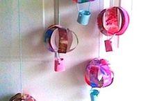 Preschool hot air balloons