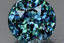 Sapphire, Blue Green / Blue Green Sapphire Rings & Jewelry