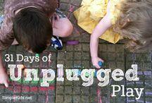 Unplugged kids