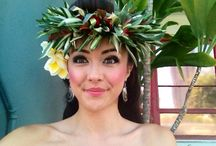 hula makeup