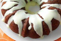 Cakes, Dounuts, & Frozen Desserts / Baking