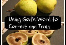 Chores, Discipline, Obedience
