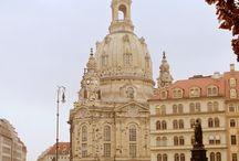 Dresden Frauenkirche / Im Zentrum von Dresden: die wiederaufgebaute Frauenkirche. Die Story dazu: http://www.anderswohin.de/2013/02/warum-die-frauenkirche-eine-der_28.html