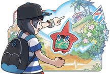 The art of Pokémon Sun and Moon / http://wasdart.altervista.org/