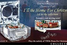 Music Boxes - Thomas Kinkade / Various Music Boxes, Music Figurines and Musical Sculptures.