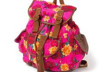 Backpacks/bags