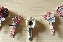 stampin up crafts / by Emma Tandy Nicholls