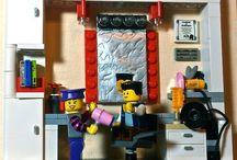 LEGO hair salon