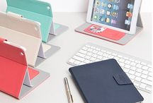 Mini iPad cases and iPhone cases