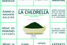 médecine chlorella