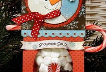 Paper Crafts : Christmas / by Chelsea VanIterson Preiss